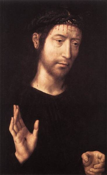 Man of Sorrows 1480s